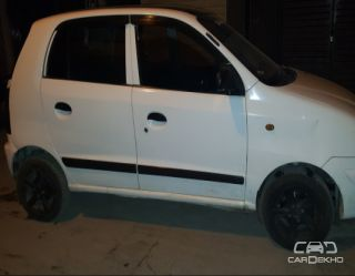 2006 Hyundai Santro AT