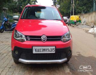 2015 Volkswagen CrossPolo 1.2 MPI