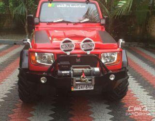 2004 Maruti Gypsy King Hard Top Ambulance BS III
