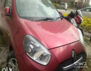 2012 Renault Pulse RxZ Optional