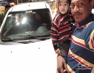 2014 Chevrolet Enjoy TCDi LS 7 Seater