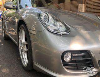 2011 Porsche Cayman 2009-2012 S tiptronic