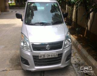 2014 Maruti Wagon R LXI BS IV
