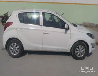 2012 Hyundai i20 1.4 CRDi Sportz