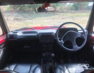 2007 Mahindra Bolero DI DX 7 Seater