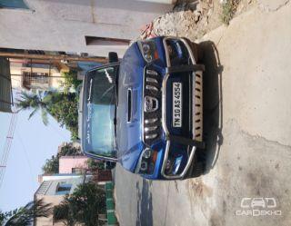 2015 Mahindra Scorpio S10 8 Seater