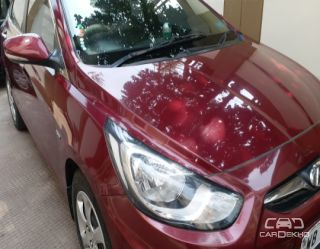 2014 Hyundai Verna 1.4 CRDi