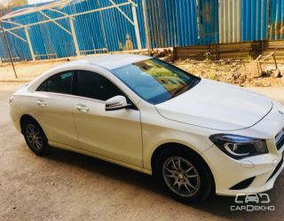 2016 Mercedes-Benz CLA 200 CDI Style