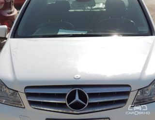 2012 Mercedes-Benz C-Class 220 CDI AT