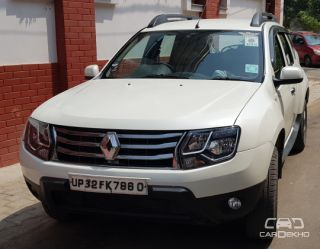 2014 Renault Duster 85PS Diesel RxL Optional with Nav