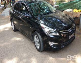 2016 Hyundai Verna 1.6 CRDi AT S