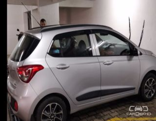 2018 Hyundai Grand i10 1.2 Kappa Sportz Option AT