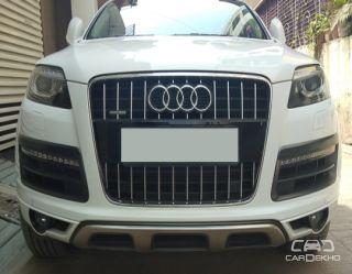 2012 Audi Q7 35 TDI Quattro Technology