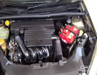 2007 Ford Fiesta 1.4 Duratec EXI