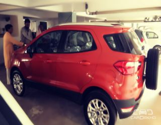 2017 Ford EcoSport 1.5 Ti VCT MT Ambiente