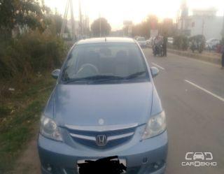 2008 Honda City ZX CVT
