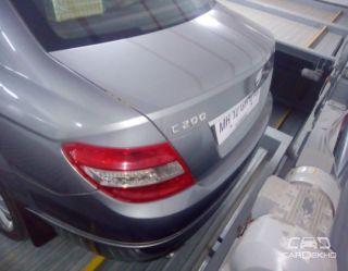 2011 Mercedes-Benz C-Class C 200 CGI Avantgarde