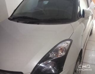 2017 Maruti Swift Dzire VDI Optional