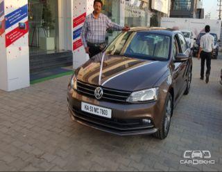 2015 Volkswagen Jetta 2.0L TDI Highline AT