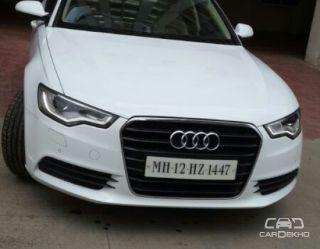 2012 Audi A6 2011-2015 2.8 FSI