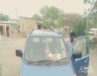 2008 Maruti Wagon R VXI BSIII