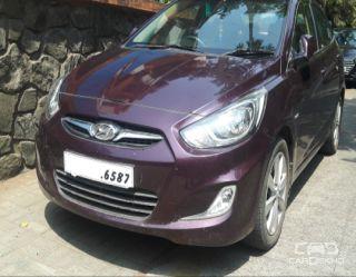 2013 Hyundai Verna 1.6 VGT CRDi