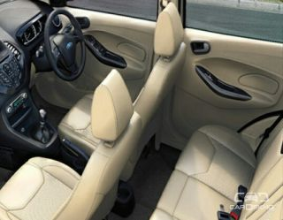 2017 Ford Aspire 1.5 TDCi Ambiente ABS