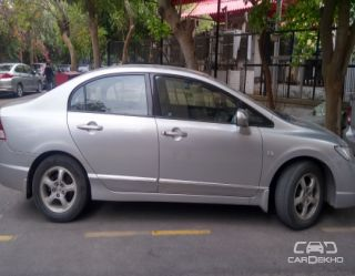 2006 Honda Civic 1.8 S MT