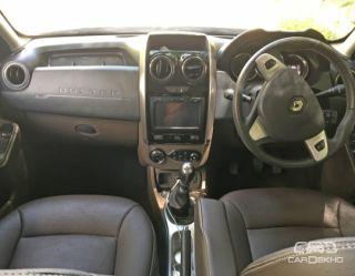 2017 Renault Duster 110PS Diesel RxZ