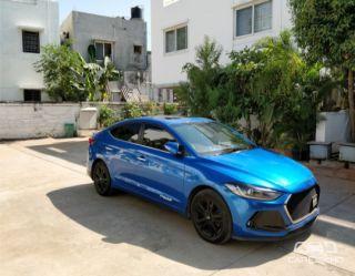 2016 Hyundai Elantra 2.0 SX Option AT