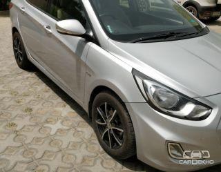 2012 Hyundai Verna 1.6 CRDi EX MT