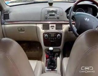 2007 Hyundai Sonata Embera 2.4L AT
