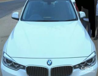 2015 BMW 3 Series 2011-2015 320d Luxury Line