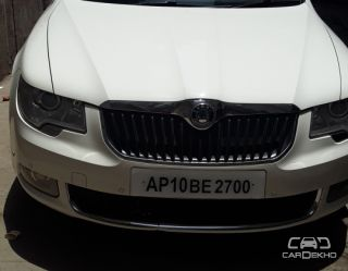 2013 Skoda Superb 1.8 TFSI MT