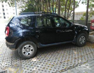 2014 Renault Duster 85PS Diesel RxL