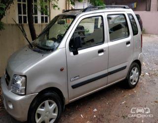 2004 Maruti Wagon R VXI
