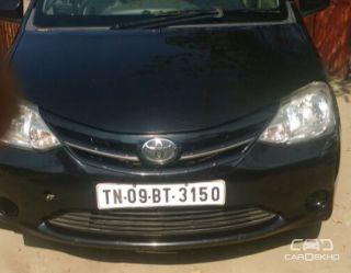 2013 Toyota Etios G