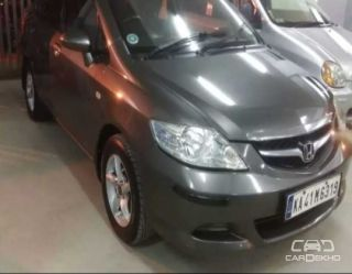2008 Honda City 1.5 E MT