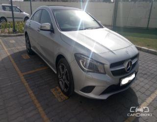 2016 Mercedes-Benz CLA 200 CGI Sport