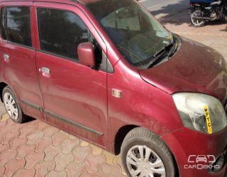 2011 Maruti Wagon R VXI BS IV