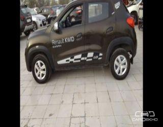 2016 Renault KWID RXE