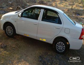 2017 Toyota Etios Cross 1.4L GD