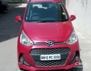 2017 Hyundai Grand i10 1.2 Kappa Sportz Option AT