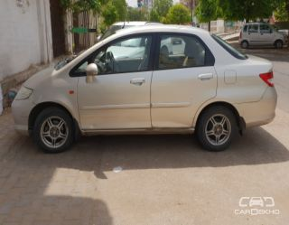 2005 Honda City ZX EXi