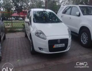 2010 Fiat Grande Punto 1.3 Dynamic (Diesel)