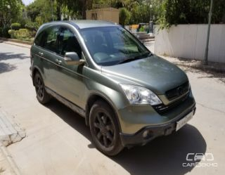 2007 Honda CR-V 2.4L 4WD MT