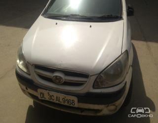 2009 Hyundai Getz 1.3 GVS