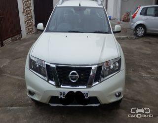 2014 Nissan Terrano XV 110 PS Limited Edition