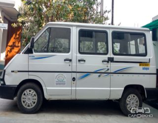 2014 Tata Winger Deluxe - Flat Roof (Non-AC)