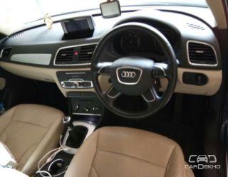 2015 Audi Q3 2015-2017 30 TDI S Edition